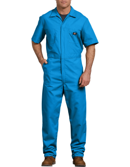 Short Sleeve Coveralls